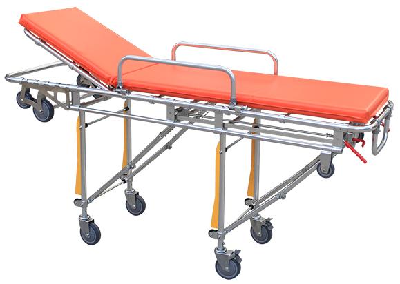 SKB039(C)Ambulance stretcher trolley