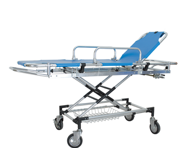 SKB040(B) Manual Height Adjustment Aluminum Transfer Trolley
