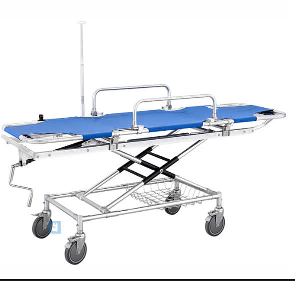 SKB040(A) Emergency Use Ambulance Stretcher Trolley