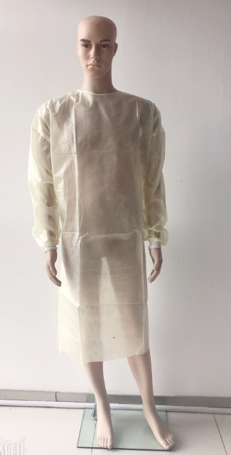Full Compound Isolation Gown
